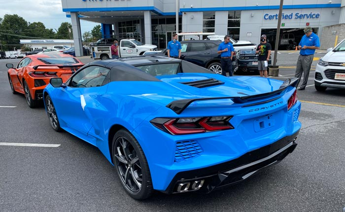 [VIDEO] The First 2020 Corvette Convertibles Are Now Arriving at Dealers