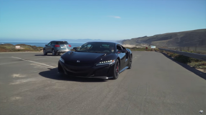 [VIDEO] Speed Phenom and Acura NSX Driver Try Out Each Other's Rides