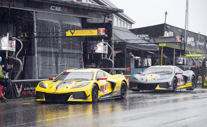 Corvette Racing at VIR:  Second and Third-Row Starts for Corvette C8.R