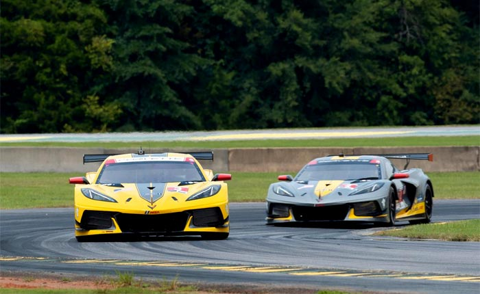 Corvette Racing at VIR: Another Win for Garcia, Taylor