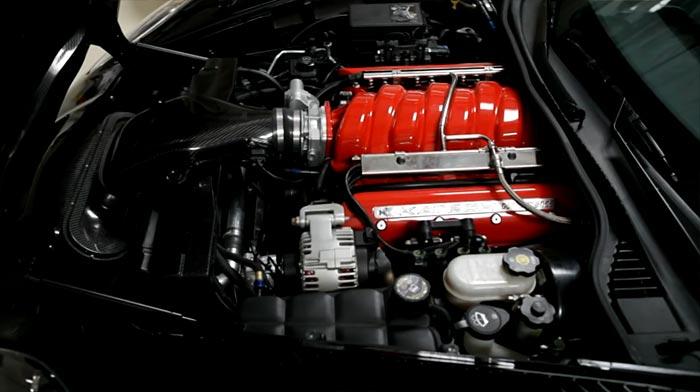 [VIDEO] Pratt and Miller's Corvette C6RS on Jay Leno's Garage