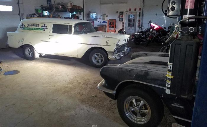 Owner Wants to Trade This 1961 Corvette