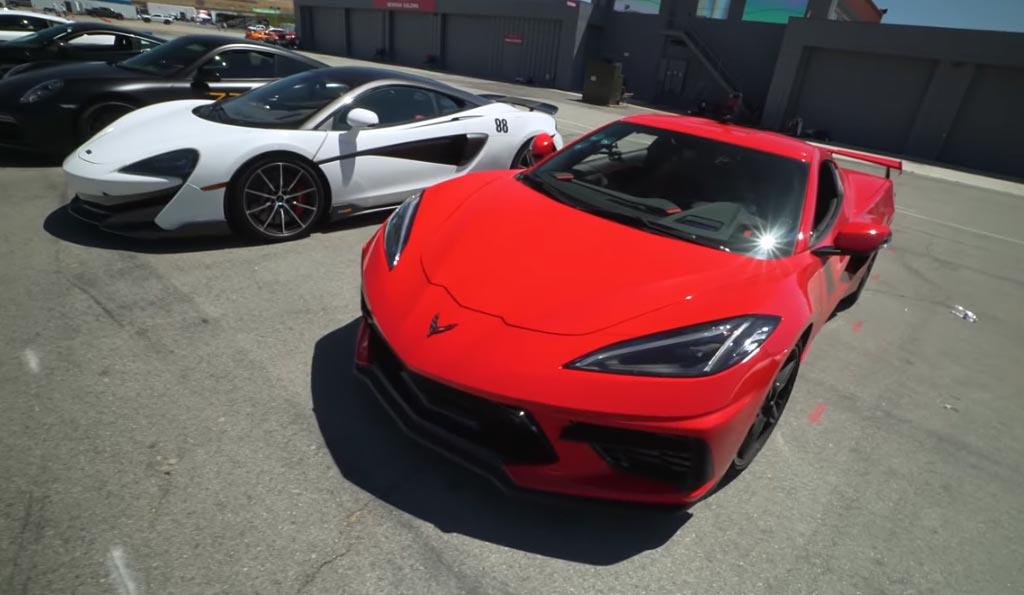 [VIDEO] 2020 Corvette Z51 Sets C8 Lap Record at Laguna Seca