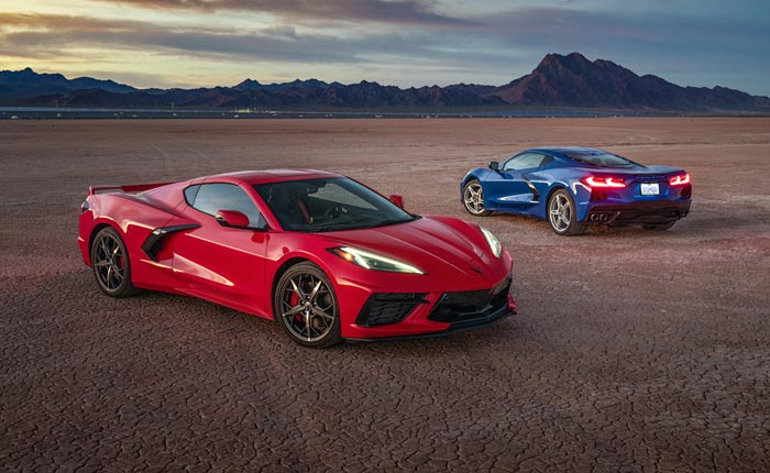 GM Restructuring Moves the Corvette Engineering Team to Autonomous and Electric Vehicles