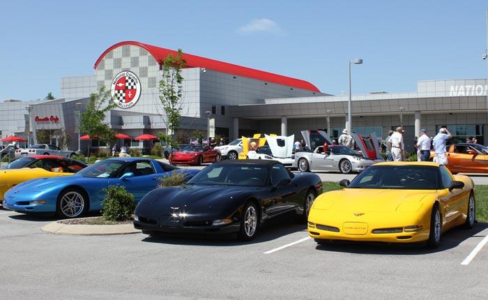 National Corvette Museum Seeks C5 and C6 Corvette Donations for New Educational Program