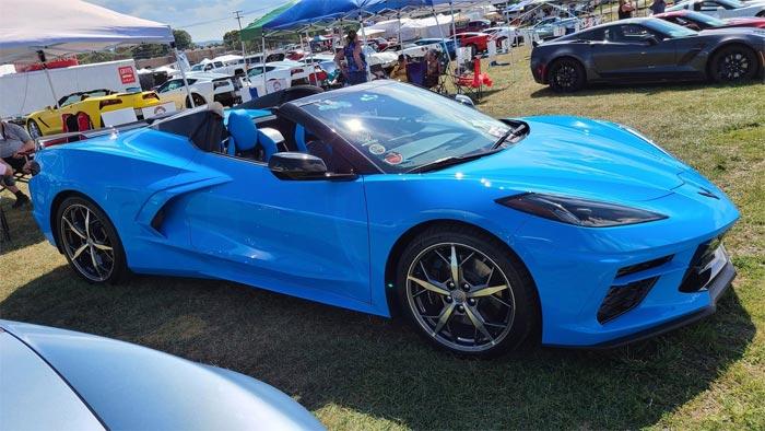 [VIDEO] New Owner Demonstrates His 2020 Corvette Convertible at Corvettes at Carlisle