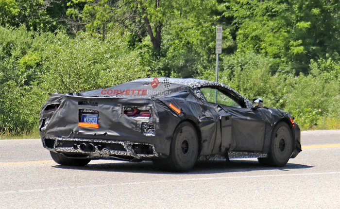 QUICK SHIFTS: C8 Corvette Z06 Rumors, Ram Hellcat Pickup, Blackwing Steering Wheel, a Flyin' Miata, and More!