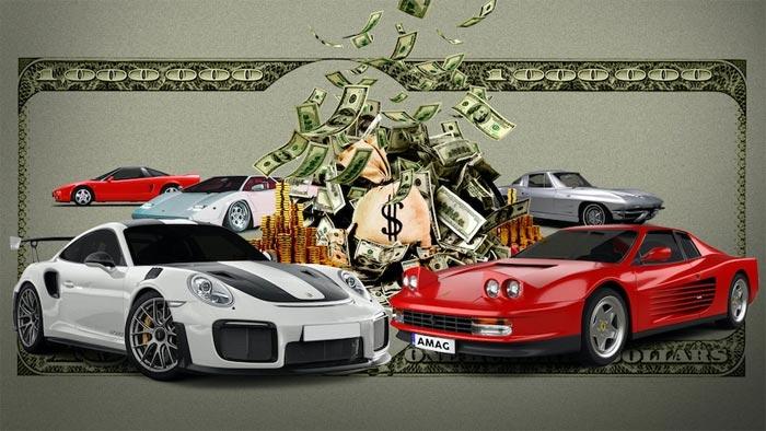 Automobile Million Dollar Challenge