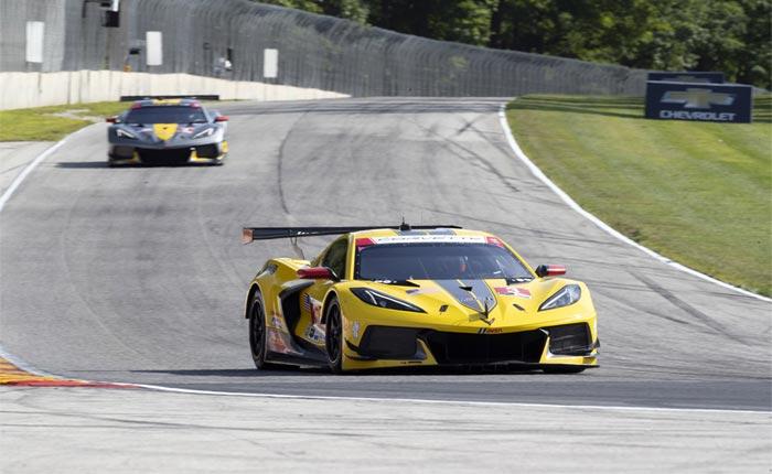 IMSA Dings Porsche in Latest BoP Update Ahead of Road Atlanta