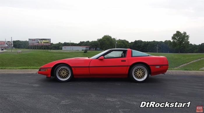 [VIDEO] Listen to the V12 Sounds of the Falconer ZR-12 Corvette