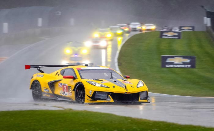 Corvette Racing at Road Atlanta: Right Places, Right Times