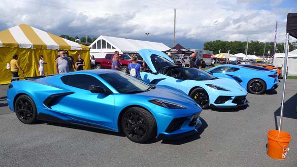 [PICS] Mask Up! It's the 2020 Corvettes at Carlisle Show