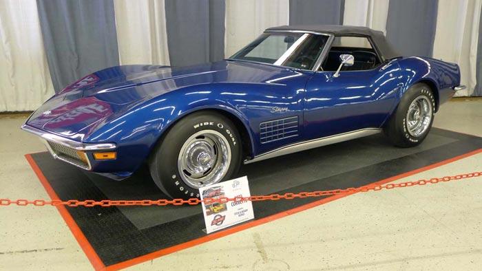 [PICS] The 2020 Chip's Choice Display at Corvettes at Carlisle