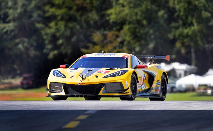 Corvette Racing at Road Atlanta: Oh So Close!