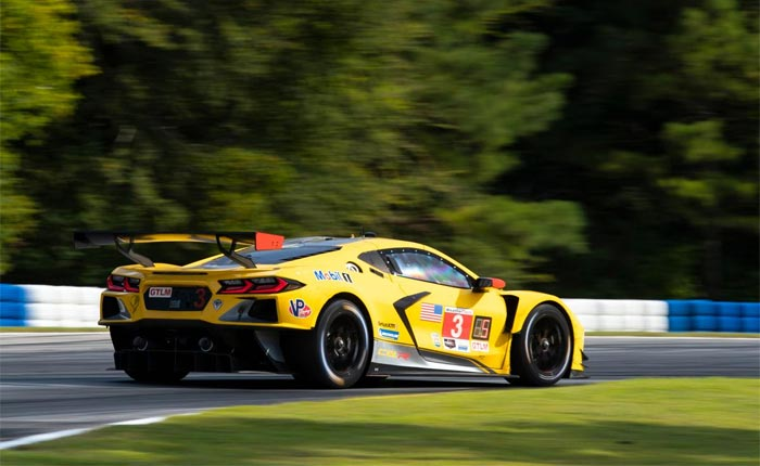 Corvette Racing at Road Atlanta: Runner-Up Finish for Gavin, Milner