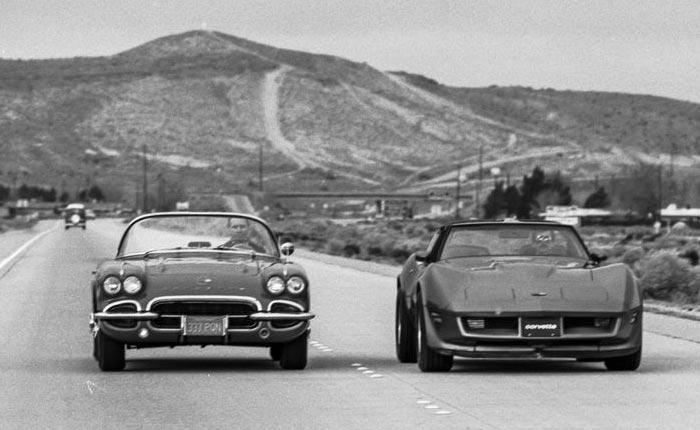 1962 Corvette vs 1982 Corvette
