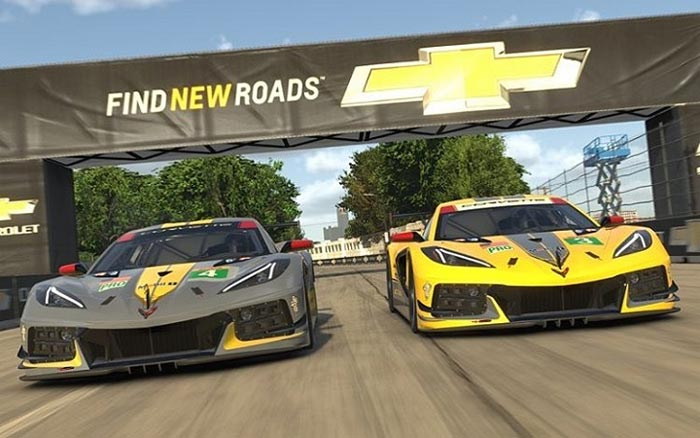 QUICK SHIFTS: C8 vs Porsche Cayman, Spending $80K, MB Revealed, C8.R in iRacing, Autoblog Review, and More!