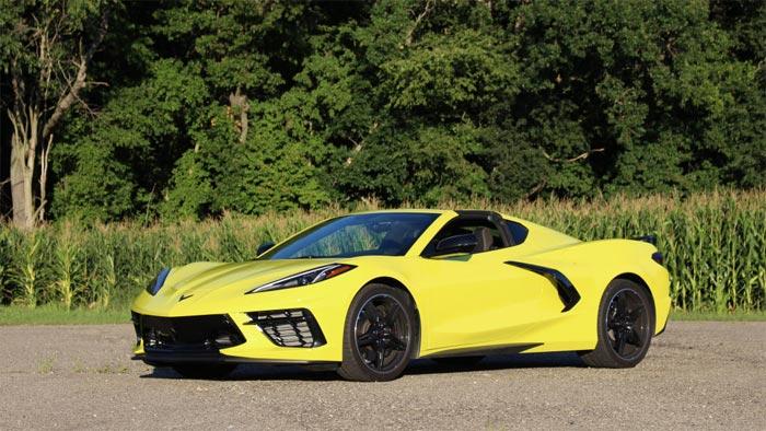 Autoblog Reviews the 2020 Corvette
