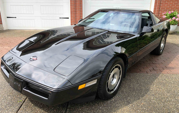 Corvettes for Sale: One-Owner 1984 Corvette with Under 16K Miles
