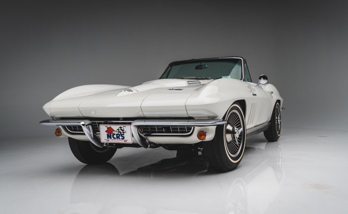 This '66 427 Corvette Puts You in Rarefied Air