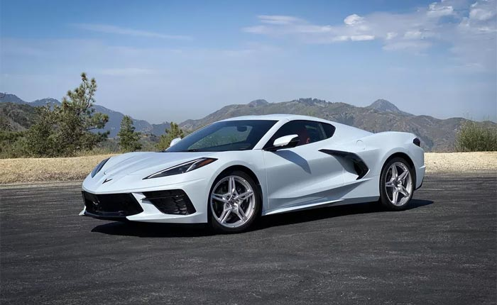 Base Corvette Stingray Review
