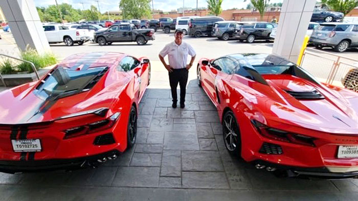 Corvette Delivery Dispatch with National Corvette Seller Mike Furman for Sept 6th