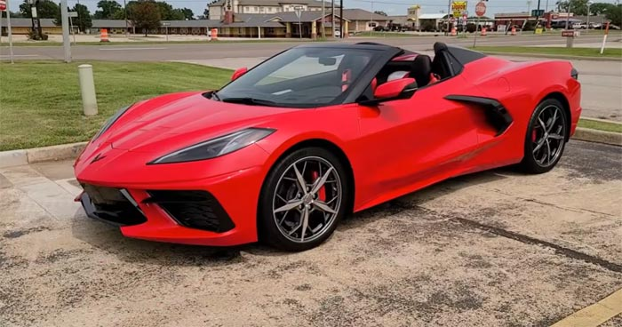 [VIDEO] 2020 Corvette Convertible Review Plus Differences Between the Z51 and Base Packages
