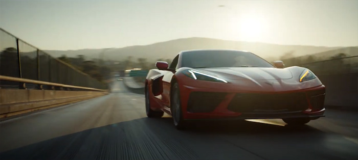 [VIDEO] 2020 Corvette Featured in New Chevrolet Commercial, 'Just Better'
