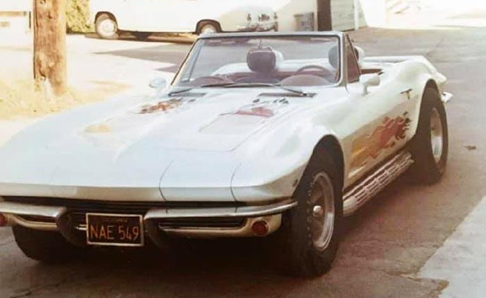 [STOLEN] 1963 Corvette Recovered After Theft from California Auto Shop