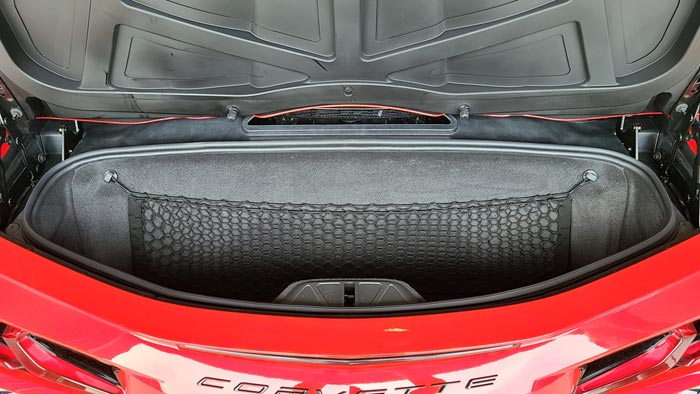 [PICS] C8 Corvette's Coupe and Convertible Trunks Are Not The Same