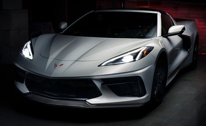 [VIDEO] Racing Sport Concepts New Carbon Fiber Front Splitter for the C8 Corvette