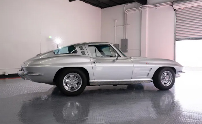 Join Restomods.com to Win this 1964 Corvette or Take $50,000 in Cash