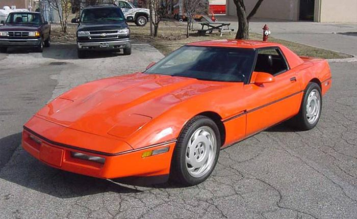 The Time GM Almost Offered a 454-Powered C4 Corvette
