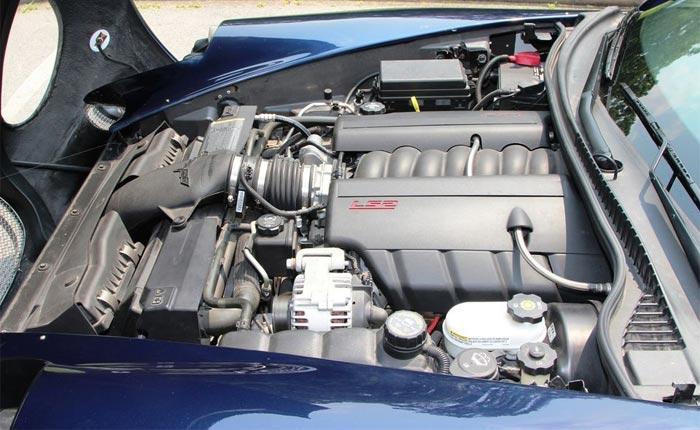 Corvettes for Sale: Coachbuilt 2005 Anteros Coupe by N2A Motors