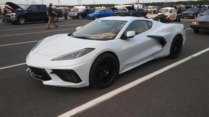 2020 Corvette Stingray Runs the Quarter Mile in 10.82 Seconds