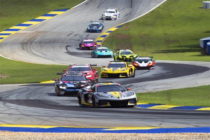 Corvette Racing at Mid-Ohio: A New Stop for Corvette C8.R