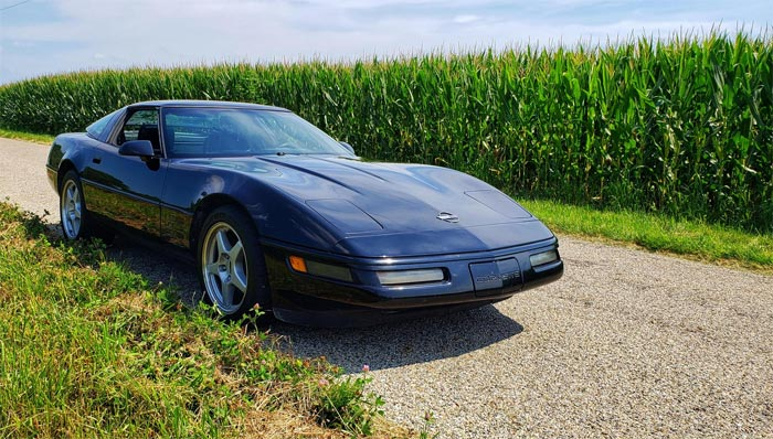 [VIDEO] Young Corvette Owner Loves His C4 Corvette, Calls It The 'Best Buy I've Ever Made'