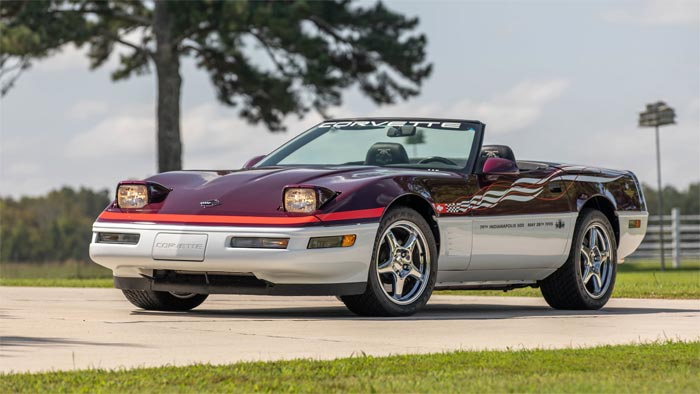 1995 Pace Car Edition