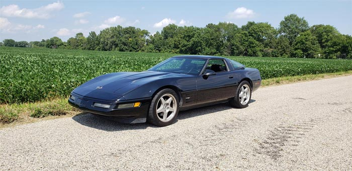[VIDEO] Young Owner Loves His C4 Corvette, Calls It The 'Best Buy I've Ever Made'