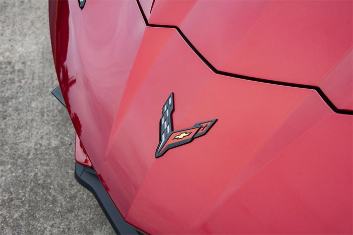 [PICS] Corvette Museum Shows Off First Photos of the 2021 Corvette in Red Mist