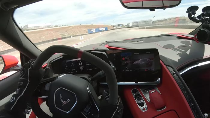 [VIDEO] Speed Phenom Nukes the Brakes on his C8 Corvette Z51 at the Track