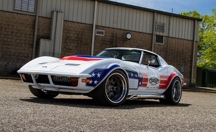 [VIDEO] Detroit Speed's 550-Horsepower Purpose-Built 1972 Corvette Restomod