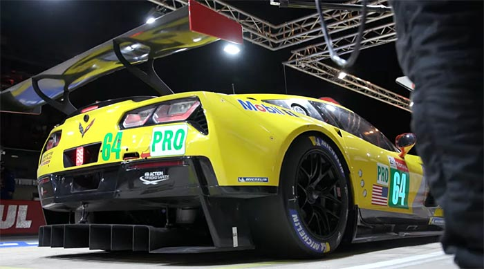 [VIDEO] Mobil 1 Looks at Corvette Racing's Championship Legacy at the 24 Hours of Le Mans