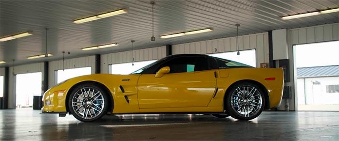 [VIDEO] C6 Corvette ZR1 Beats Up on a Lambo Huracan in Three Roll Races