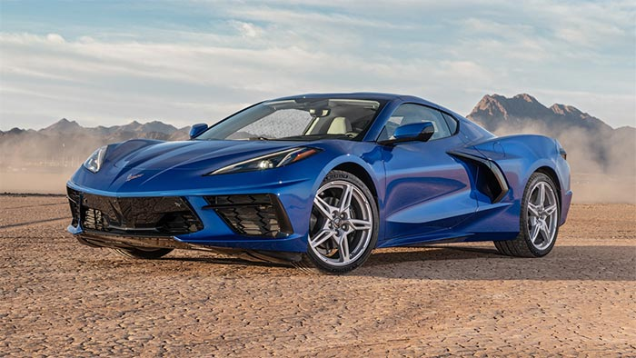 Your Chance to Win a 2021 Corvette Z51 Coupe is Here!