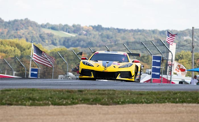 Corvette Racing at Mid-Ohio: Taylor on GTLM Pole in No. 3 Corvette