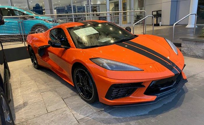 Corvette Delivery Dispatch with National Corvette Seller Mike Furman for Sept 27th