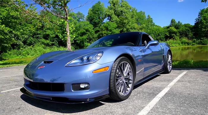 [VIDEO] Mr. Regular is Back with a New Review of the 2011 Corvette Z06