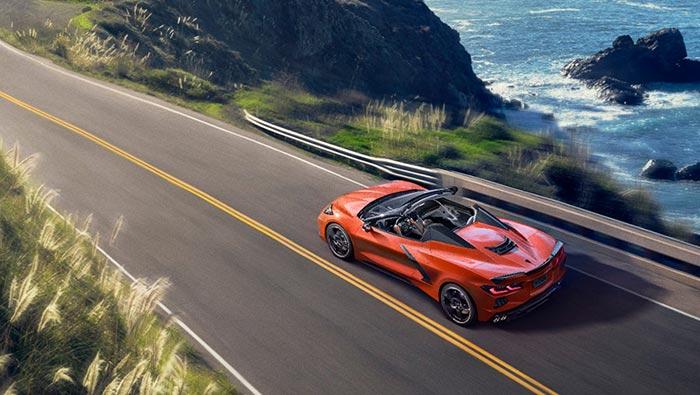 2020 Corvette Stingray Convertible Ranks 2nd on List of Best Convertibles for 2020