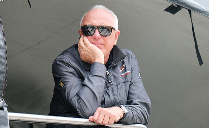 [PODCAST] Doug Fehan Talks Corvette Racing on the Corvette Today Podcast